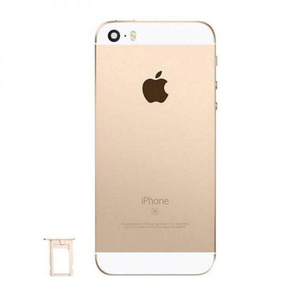 iPhone SE korpusas