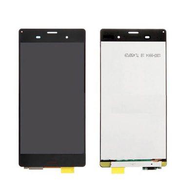 Sony Xperia Z3 ekranas