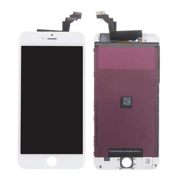 iphone 6 plus ekranas baltas