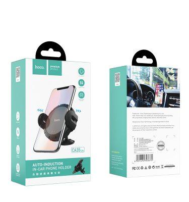 Automobilinis telefono laikiklis HOCO CA35 Lite
