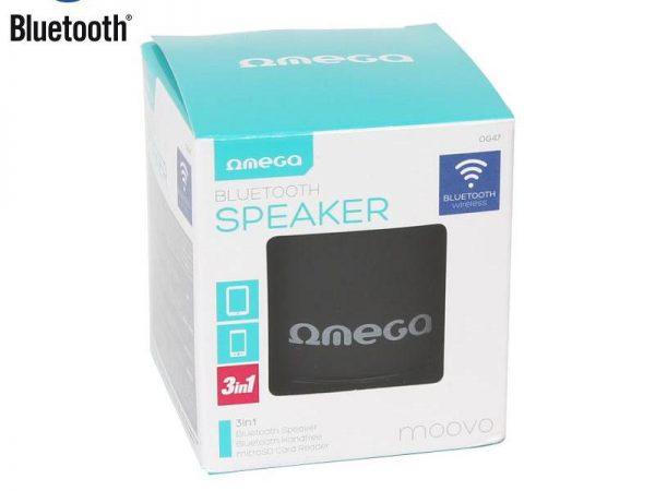 Bluetooth Belaidė kolonėlė OMEGA OG47