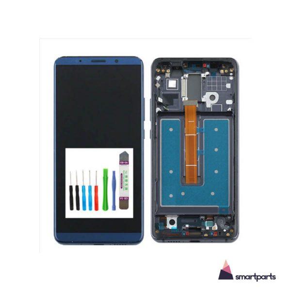 Huawei Mate 10 Pro ekranas blue