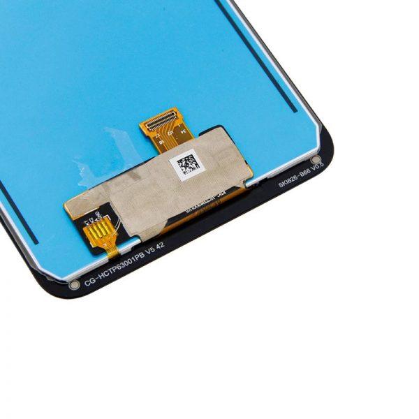 LG Q60 telefono stikliukas