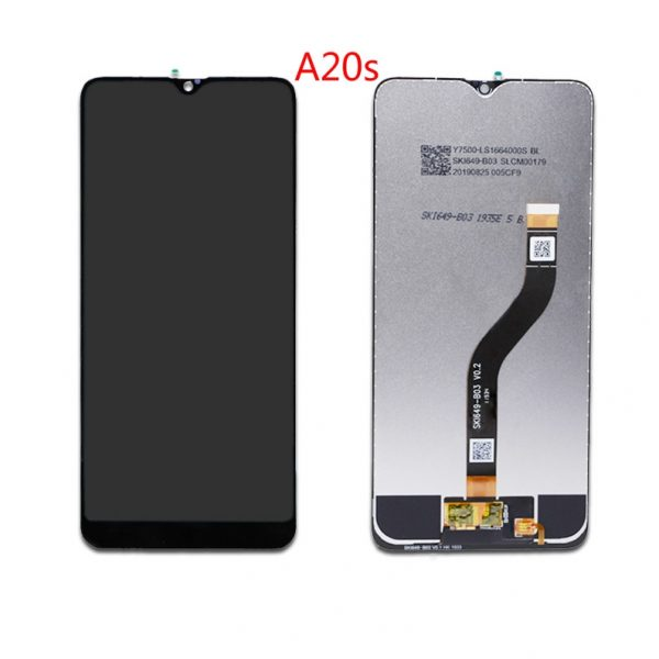 Samsung A20S ekranas